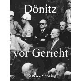 Dönitz vor Gericht